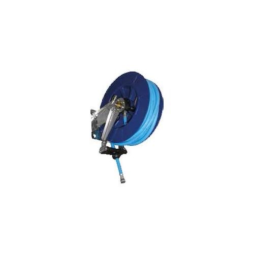 Enrouleur professionnel abs et inox 304 20 m de tuyau pour eau sp cial agroalimentaire l 300 - Enrouleur tuyau arrosage professionnel ...