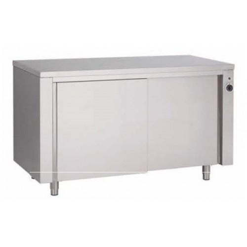 meuble etuve chaud central inox aisi 304 l 1800 x p 700 x h 850 mm stl sarl. Black Bedroom Furniture Sets. Home Design Ideas