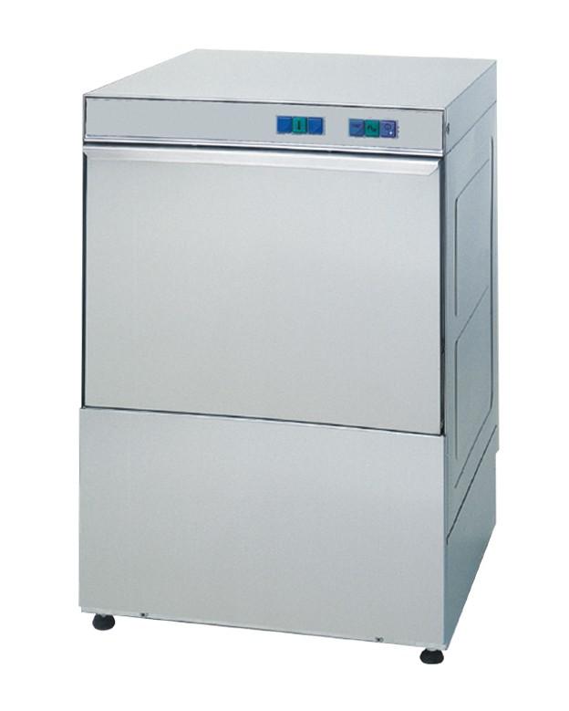 lave vaisselle professionnel lp 50 m plus avec adoucisseur et pompe de vidange panier 500x500. Black Bedroom Furniture Sets. Home Design Ideas