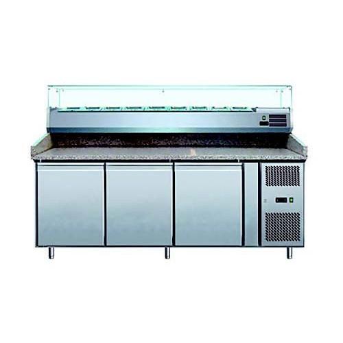 Meuble inox cuisine meuble cuisine angle 80x80 meuble for Meuble de cuisine inox