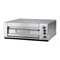 Fours à pizza, compacts, une chambre, DM DOMITOR 9,30 (9 pizzas Ø 30)  125 x 130 x 40 mm