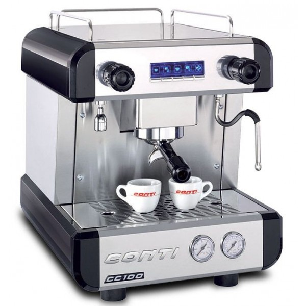 Machine caf professionnelle traditionnelle conti cc100 for Materiel professionnel cafe