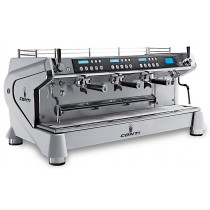 Machine à café professionnelle traditionnelle, électrique, CONTI Monte Carlo 3 groupes