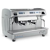 Machine à café professionnelle traditionnelle, électrique, CONTI X-one 2 groupes