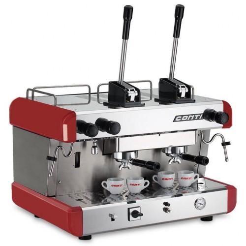 ... Machine à café professionnelle traditionnelle, CONTI CC100 PM , 2  groupes ... 85b07a4bd225