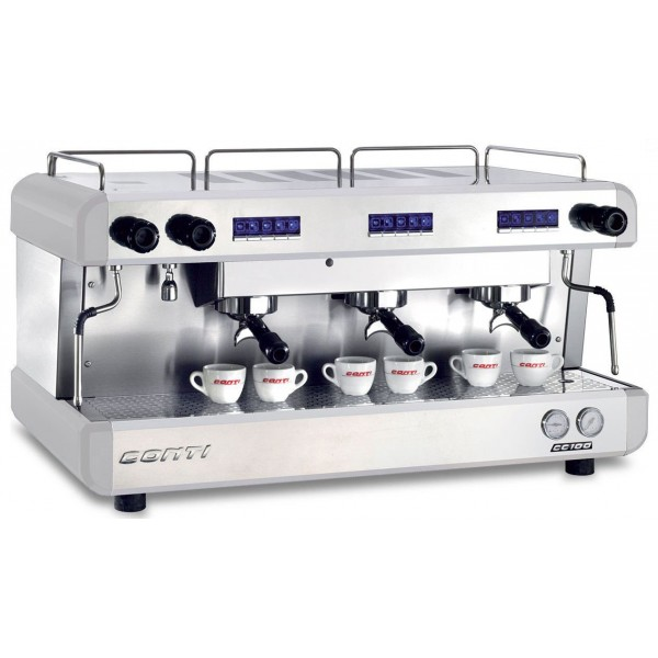 281da0398ee51 ... Machine à café traditionnelle Conti CC100 Standard 3 groupes