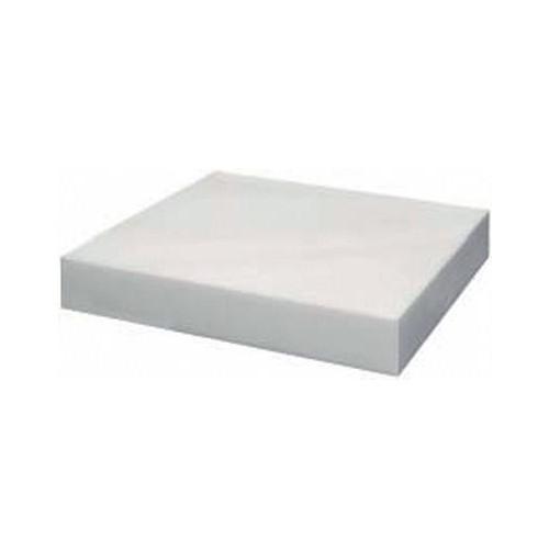 Blocs de découpe cuisine polyéthylène, blanc, profondeur 500 mm