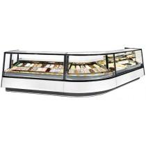 Vitrines à glaces , KALEIDO 170 RV , 1167 x 1198 x 1182 mm