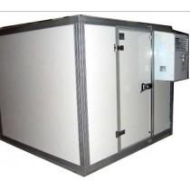 Carrosserie réfrigérante 400 PP 2T  L 4000 x P 2000 x H 2000 mm