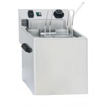 Cuiseur à pâtes électrique - 3 panier, acier inoxydable AISI 304 , 270  x 420 x 300 mm