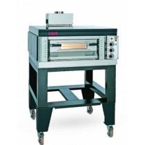 Fours à pizza, gaz modulaires, mono-chambre ,SG/99/1 1410 x 1150 x 500/520 mm