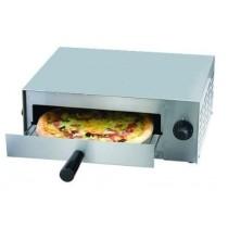 Four Electrique à Pizza, Inox, L 480 x P 420 x H 195 mm
