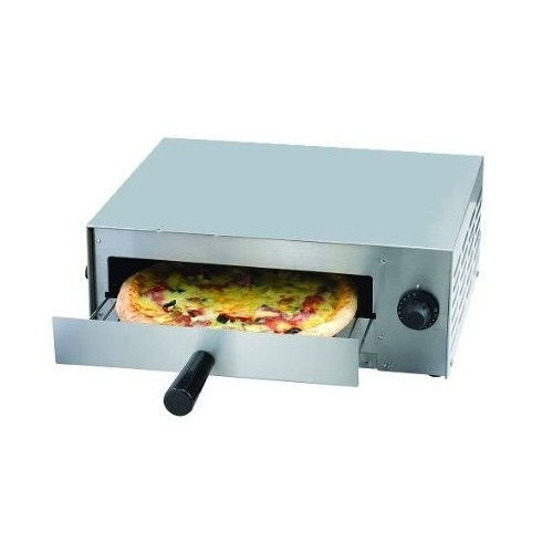 Four pizza professionnel inox for Materiel inox professionnel