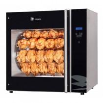 Rotissoire Econome en Energie Programmable, Inox, L 995 x P 830 x H 1050 mm