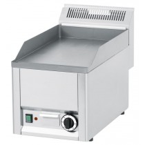 Plaque à snacker - Fonte 30, L 330 x P 600 x H 290 mm
