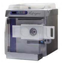 Hachoire réfrigeré, Inox aisi 304, artic crystal avec portionneur, L 410 x P 540 x H 490 mm