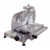 Trancheur jumbo verticaux à courroie, SCV-J 350, aluminium anodisé, L 760 x P 630 x H 530 mm