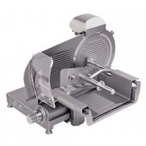 Trancheur viande verticaux à courroie, SCXV-V 350, Inox aisi 304, L 780 x P 700 x H 620 mm