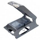 Conditionnement et emballage, operculeuse à barquette, inox aisi 304, (GN 1/4), L 600 x P 300 x H 250 mm