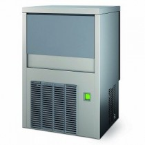 Machine à glaçon plein avec réserve, condensation air CP100 , 735 x 603 x 1007 mm