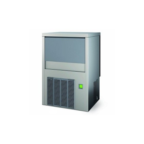 Machine à glaçon plein avec réserve, condensation eau CP 53, petit glaçon (17 g)