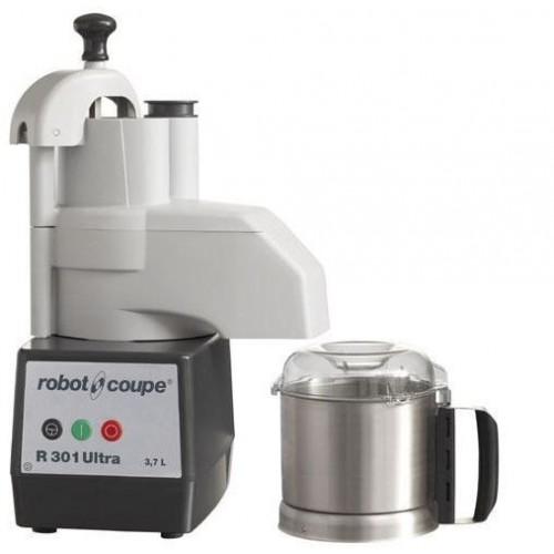 Combinés cutter et coupe légumes, R 301 ultra monophasé, cutter 3,7 litres
