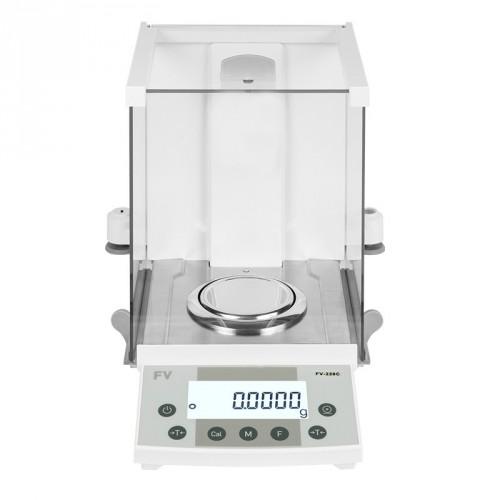 Balance analytique de précision, serie FV, FV-120C, calibrage interne auto