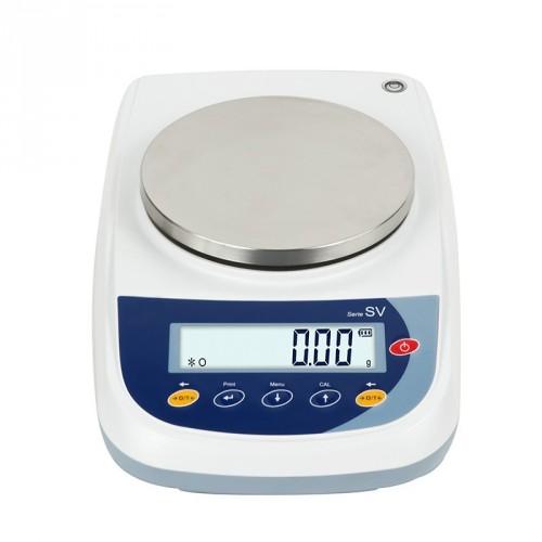 Balance de précision cuisine, serie SV-IX , SV-500ix, calibrage interne auto
