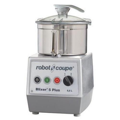 Blixer 5 + accessoire cuve supplémentaire, 2 vitesses, 5,5 litres