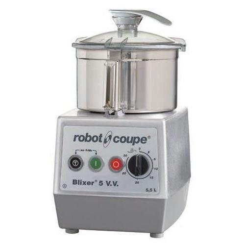 Blixer 5 V.V., monophasé, vitesse variable, 5,5 litres