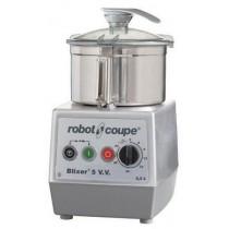 Blixer 5 V.V.+ accessoire cuve supplémentaire, vitesse variables, 5,5 litres