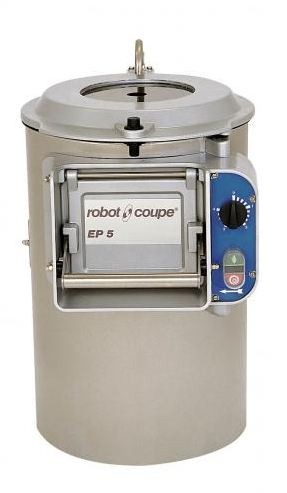 Eplucheuse professionnelle ep 5 ta inox tour abrasif for Cout cuisine professionnelle