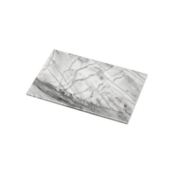 plaque de d coupe cuisine sur pieds caoutchouc marbr blanc paisseur 25 mm longueur 400 mm. Black Bedroom Furniture Sets. Home Design Ideas