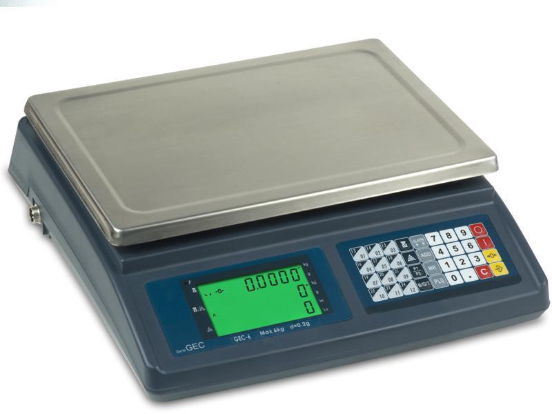 Balance Industrielle S 233 Rie Gec Compte Pi 232 Ces Gec 6