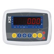 Indicateur pour bascule industrielle, série K2E, L 240 x P 180 x H 105 mm