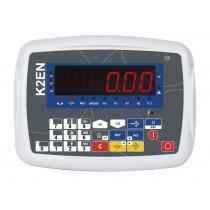 Indicateur pour bascule industrielle, série K2EN, L 240 x P 180 x H 105 mm