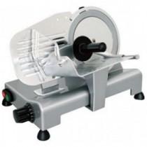 Trancheur aluminium à courroie avec protecteur de lame, affûteur fixe, L 448 x P 363 x H 335 mm