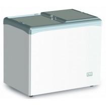 Congélateur coffre porte pleine coulissante, VIC 220 CCS , L 1002 x P 852 x H 651 mm