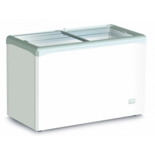 congelateur professionnel coffre porte coulissante vic 330 csv l 1252 x p 852 x h 651 mm. Black Bedroom Furniture Sets. Home Design Ideas