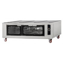Etuve de fermentation, CELLA INOX 9-9-9, L 1500 x P 1204 x H 550 mm