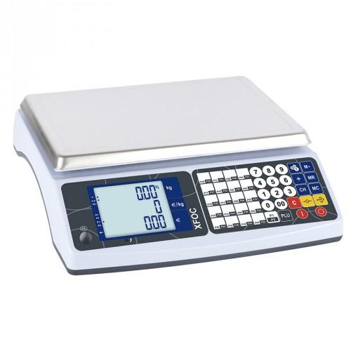 Balance Commerciale, sans imprimante, XFOC-15K