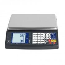 Balance Commerciale, Série XFOC, sans imprimante, XFOC-15KRS, L 325 x P 330 x H 110 mm