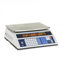 Balance Commerciale, Série M6, avec imprimante, M6-30, dimensions du plateau : 340 x 225 mm