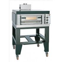 Four pour pizza, gaz modulaires, mono-chambre , SG/69/1 L 1110 x P 1150 x H 500/520 mm