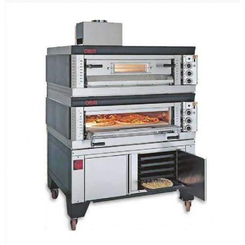 Four à pizza, gaz modulaire, bi-chambre , SG/69/2