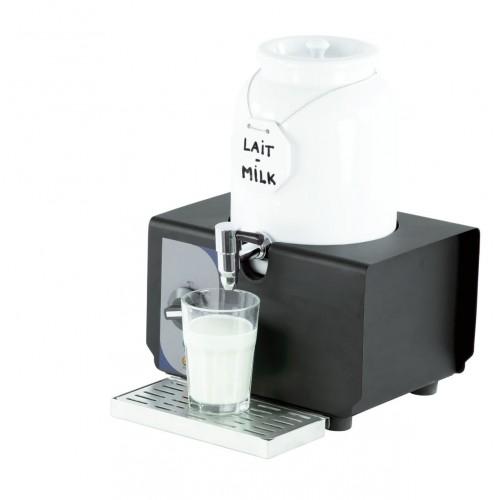 Distributeur de lait chaud, en porcelaine, 4 L