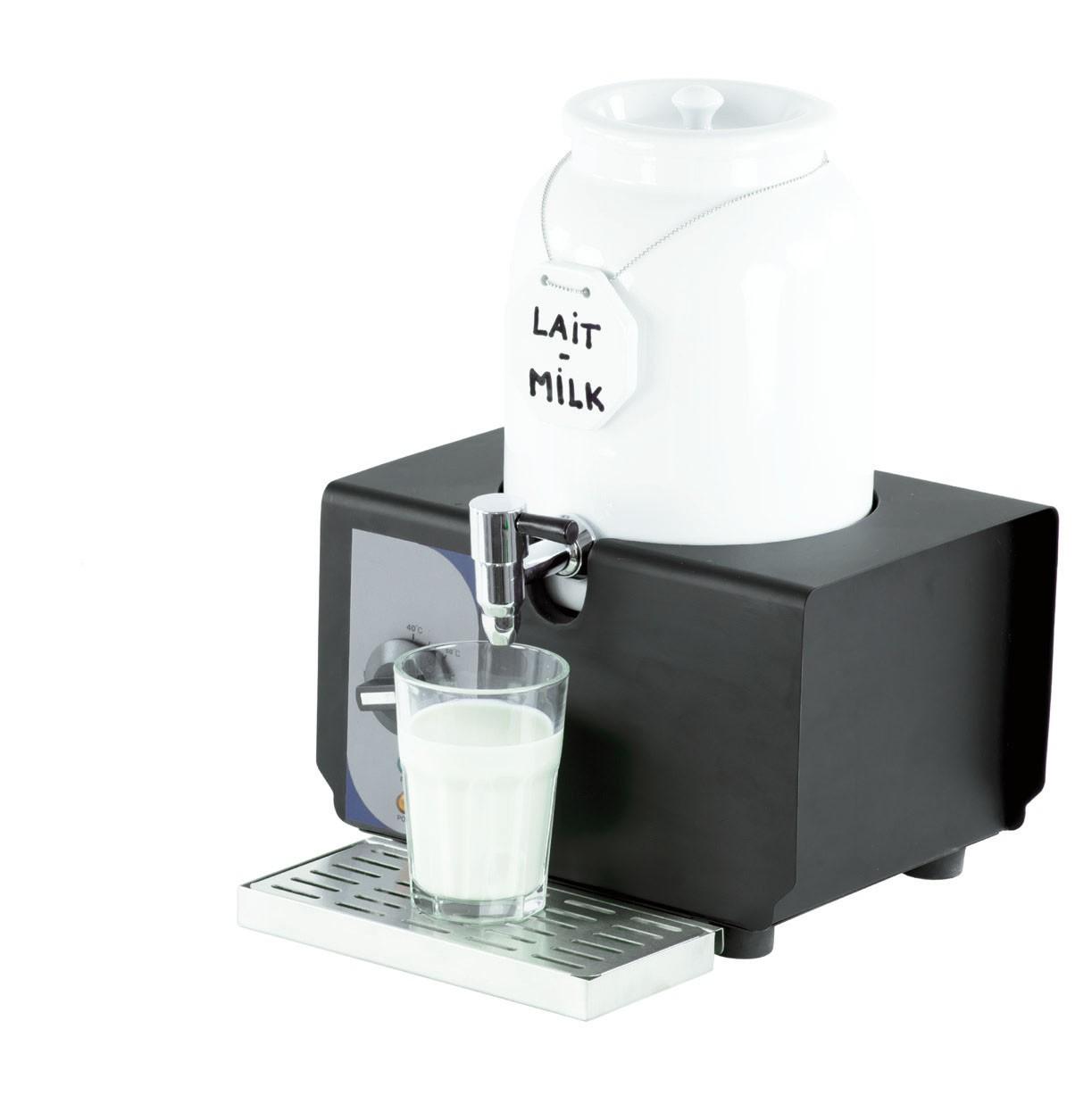 distributeur de lait chaud en porcelaine 4l stl sarl materiels. Black Bedroom Furniture Sets. Home Design Ideas