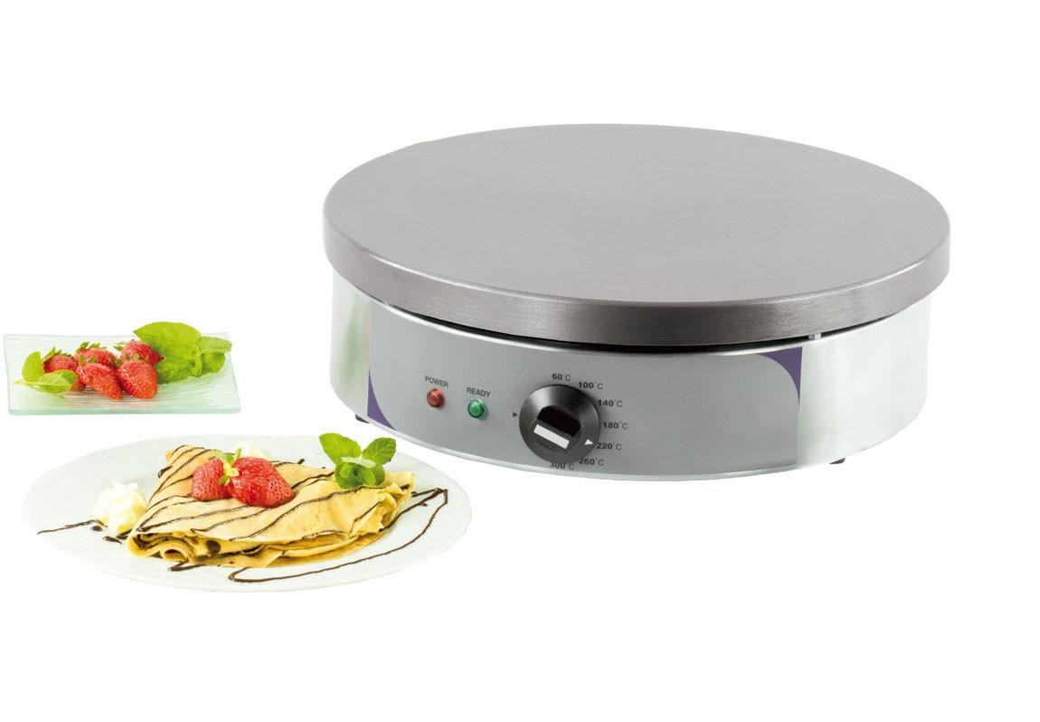 Materiel creperie professionnel ronde 40 lectrique 2700 for Equipement electrique cuisine