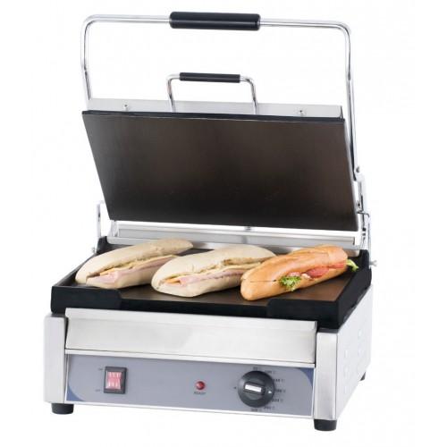 panini grill grand premium lisse professionnel. Black Bedroom Furniture Sets. Home Design Ideas