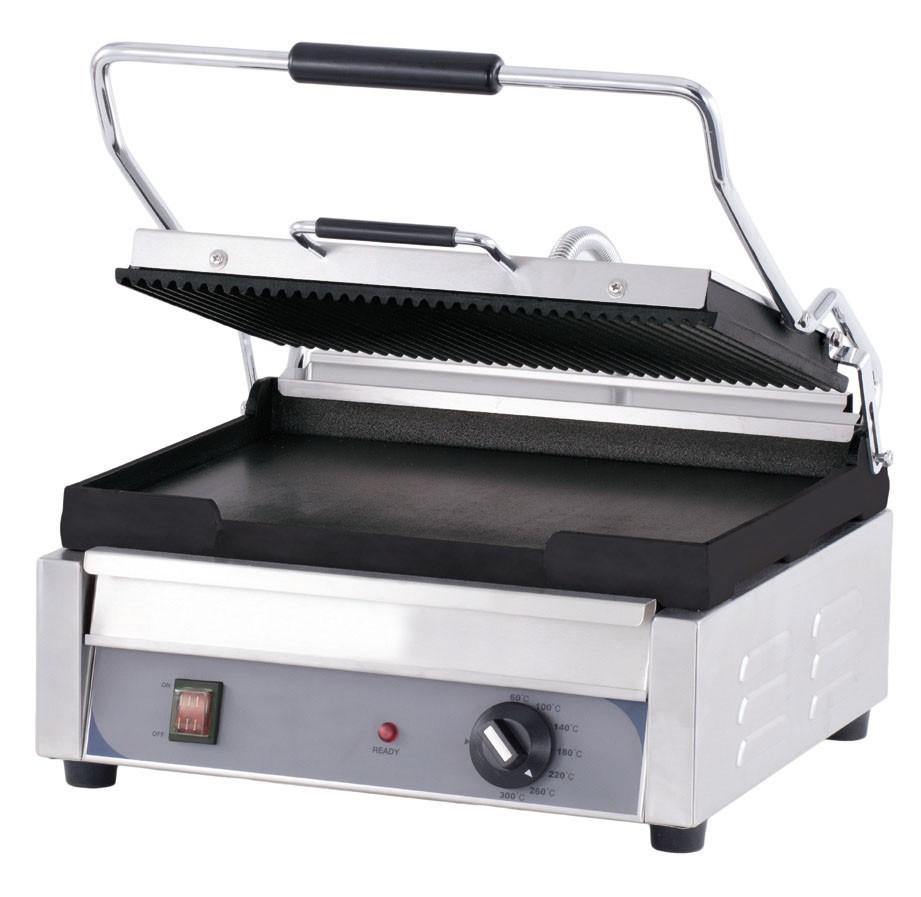 panini grill grand premium rainur e professionnel. Black Bedroom Furniture Sets. Home Design Ideas